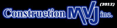 Construction MVJ logo